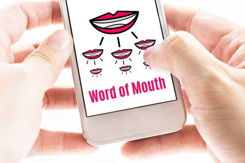 口コミってやっぱり重要?レビュー効果とは。