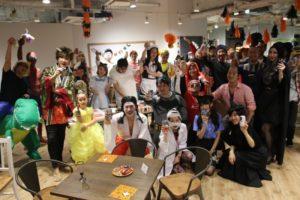 これから史上最大!ハロウィーンKASOU PARTYをレポート!